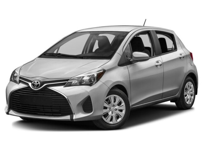 2017 Toyota Yaris 5-Door Hatchback