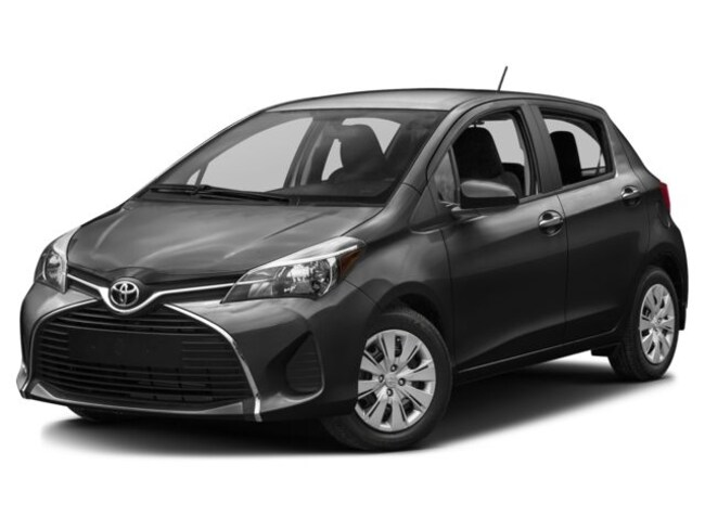 Used 2017 Toyota Yaris Hatchback in Cathedral City
