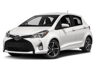 New 2017 Toyota Yaris 5-Door SE Hatchback in Hartford near Manchester CT