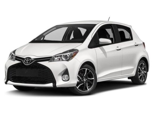 2017 Toyota Yaris 5-Door SE Hatchback