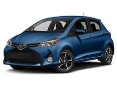 New 2017 Toyota Yaris 5-Door SE Hatchback for sale in Merced, CA