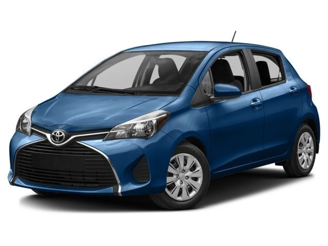2017 Toyota Yaris 5-Door LE Automatic Hatchback