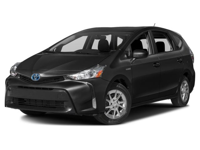 2017 Toyota Prius v 5-Door Three Wagon