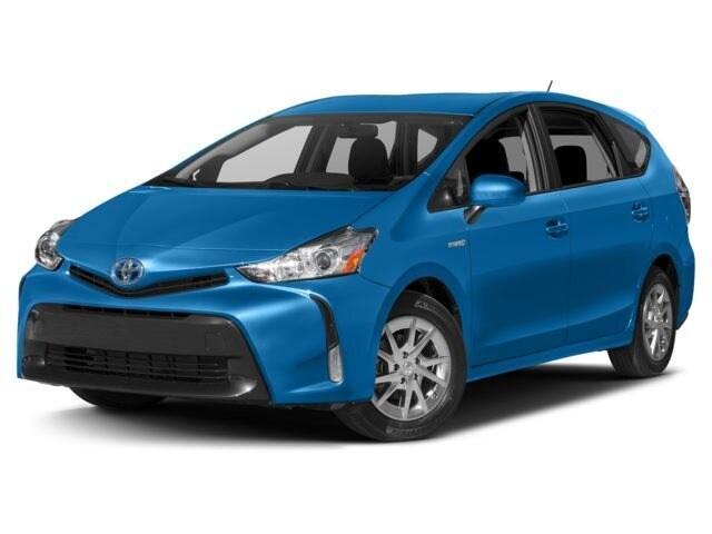 2017 Toyota Prius v 5-Door Three Wagon