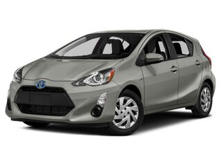 New 2017 Toyota Prius c Two Hatchback