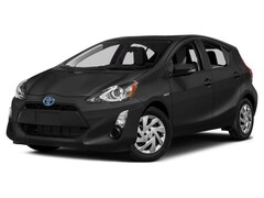 New 2017 Toyota Prius c Two Hatchback in Laredo, TX
