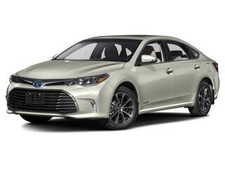 2017 Toyota Avalon Hybrid XLE Plus Sedan
