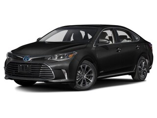 2017 Toyota Avalon Hybrid XLE Plus Sedan