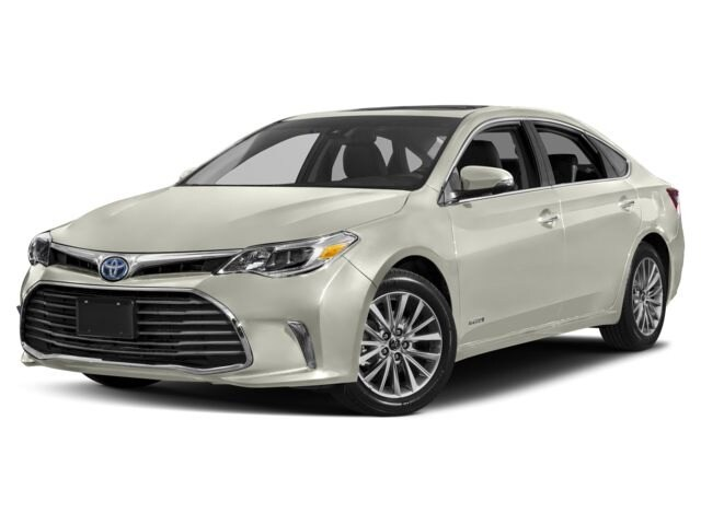 2017 Toyota Avalon Hybrid Limited Sedan