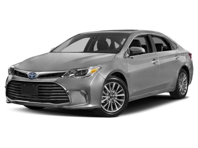 2017 Toyota Avalon Hybrid Sedan