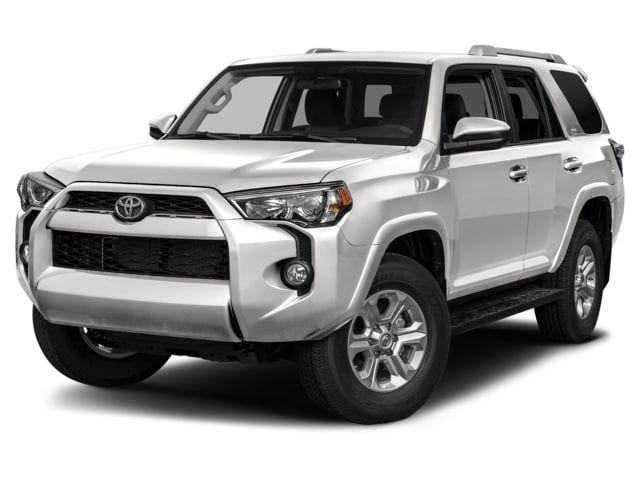 2017 Toyota 4Runner SR5 Premium w/ 3rd Row & Power Moonroof SUV