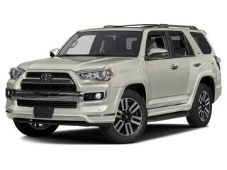 New 2017 Toyota 4Runner Limited SUV in Hartford near Manchester CT
