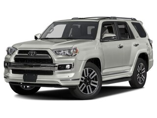 New 2017 Toyota 4Runner Limited SUV Klamath Falls, OR