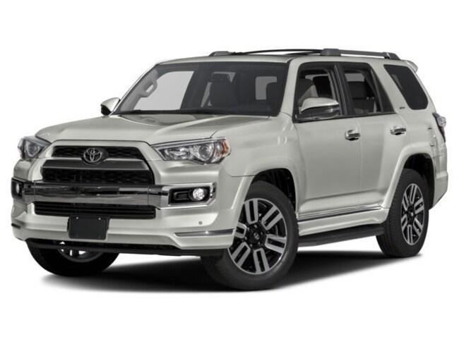 New 2017 Toyota 4Runner Limited SUV in Avondale, AZ