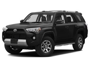 2017 Toyota 4Runner TRD Off Road SUV