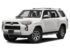 New 2017 Toyota 4Runner TRD Off Road Premium SUV in Helena, MT