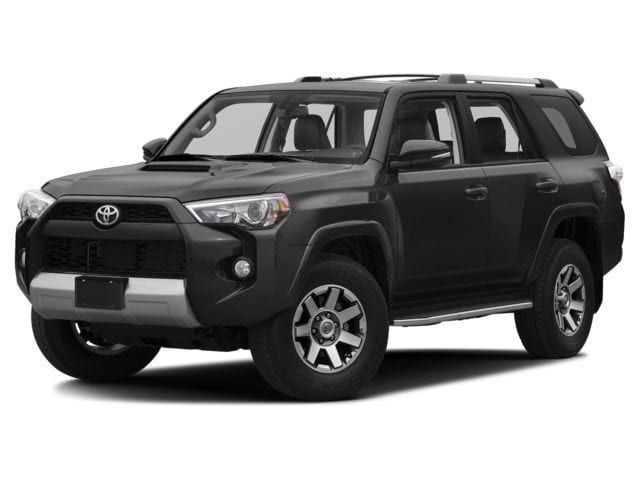 2017 Toyota 4Runner TRD Off Road Premium SUV