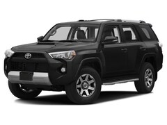 New 2017 Toyota 4Runner TRD Off Road Premium SUV Boulder