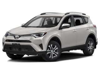 Pre-Owned 2017 Toyota RAV4 LE SUV 2T3BFREV4HW629090 for sale in Riverhead, NY