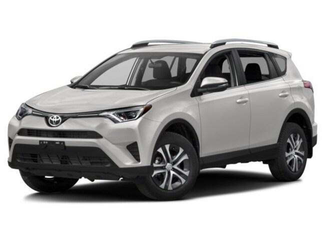 Used 2017 Toyota RAV4 SUV Enid, OK