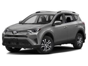 2017 Toyota RAV4 LE SUV