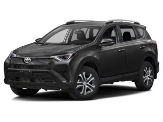 Used 2017 Toyota RAV4 LE SUV Haverhill, Massachusetts