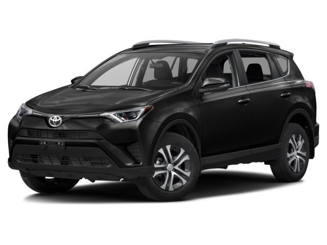 2017 Toyota RAV4 SUV