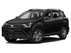 Used 2017 Toyota RAV4 LE SUV for sale in Toledo, OH