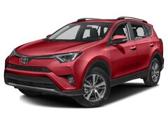 Used 2017 Toyota RAV4 XLE SUV 2T3RFREV7HW571118 for sale in Peoria