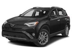 2017 Toyota RAV4 Limited Sport Utility