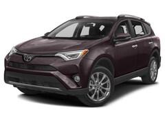 used 2017 Toyota RAV4 SUV for sale in Marietta OH