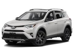 2017 Toyota RAV4 SE SUV