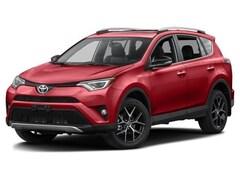 2017 Toyota RAV4 SE SE AWD