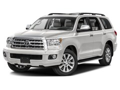2017 Toyota Sequoia Limited Special Edition SUV
