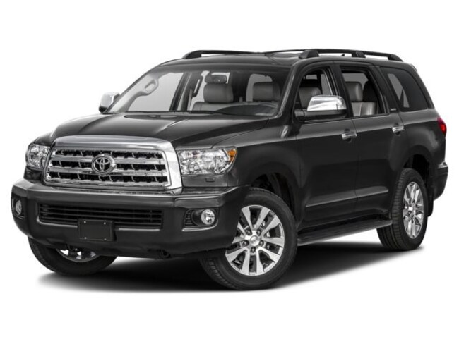 Used 2017 Toyota Sequoia Limited SUV for sale in Temple, TX