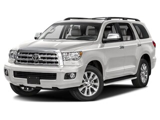 New 2017 Toyota Sequoia Limited SUV in Easton, MD