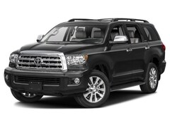 2017 Toyota Truck Sequoia Limited for sale at Lustine Toyota in Woodbridge, VA
