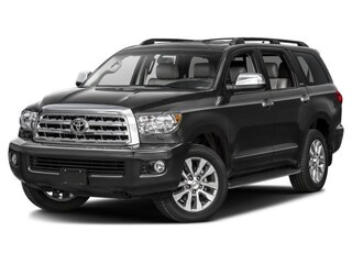 New 2017 Toyota Sequoia Platinum SUV Boston, MA