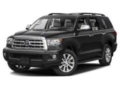 New 2017 Toyota Sequoia Platinum SUV San Rafael, CA