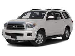 New 2017 Toyota Sequoia SR5 SUV in El Paso, TX