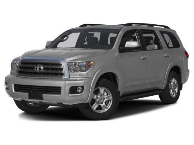 Used 2017 Toyota Sequoia SR5 w/FFV SUV for Sale in London, KY & Corbin, KY.