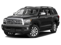 New 2017 Toyota Sequoia Limited SUV in El Paso, TX