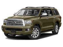 2017 Toyota Sequoia Limited w/FFV Special Edition SUV