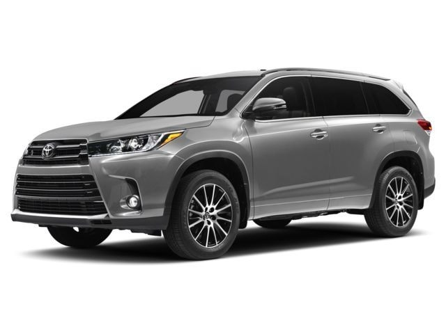 2017 Toyota Highlander LE SUV