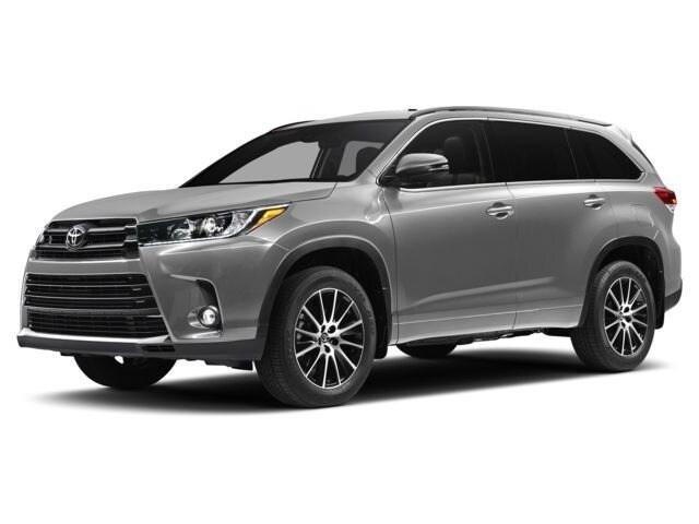 2017 Toyota Highlander XLE Sport Utility
