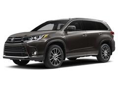 Used 2017 Toyota Highlander Limited Platinum SUV in Laredo, TX