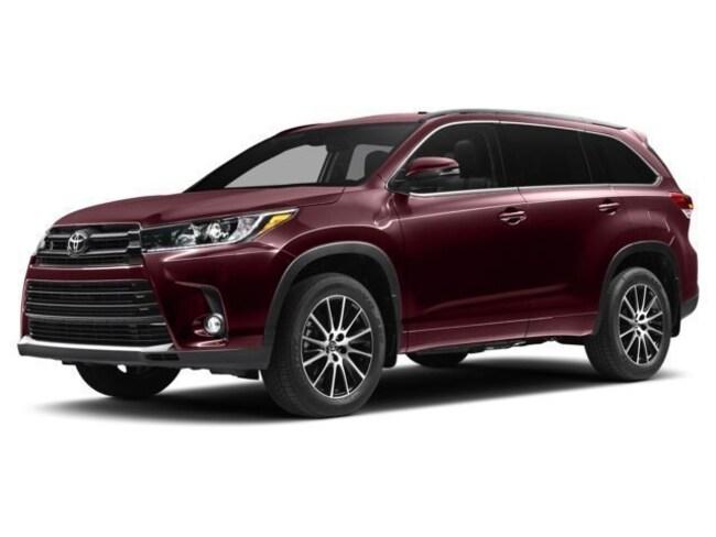 2017 Toyota Highlander Limited Platinum V6 SUV