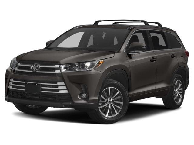 2017 Toyota Highlander XLE SUV