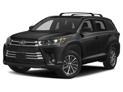 New 2017 Toyota Highlander XLE V6 SUV in Avondale, AZ