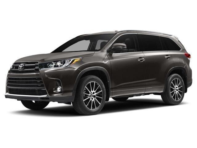 2017 Toyota Highlander SUV